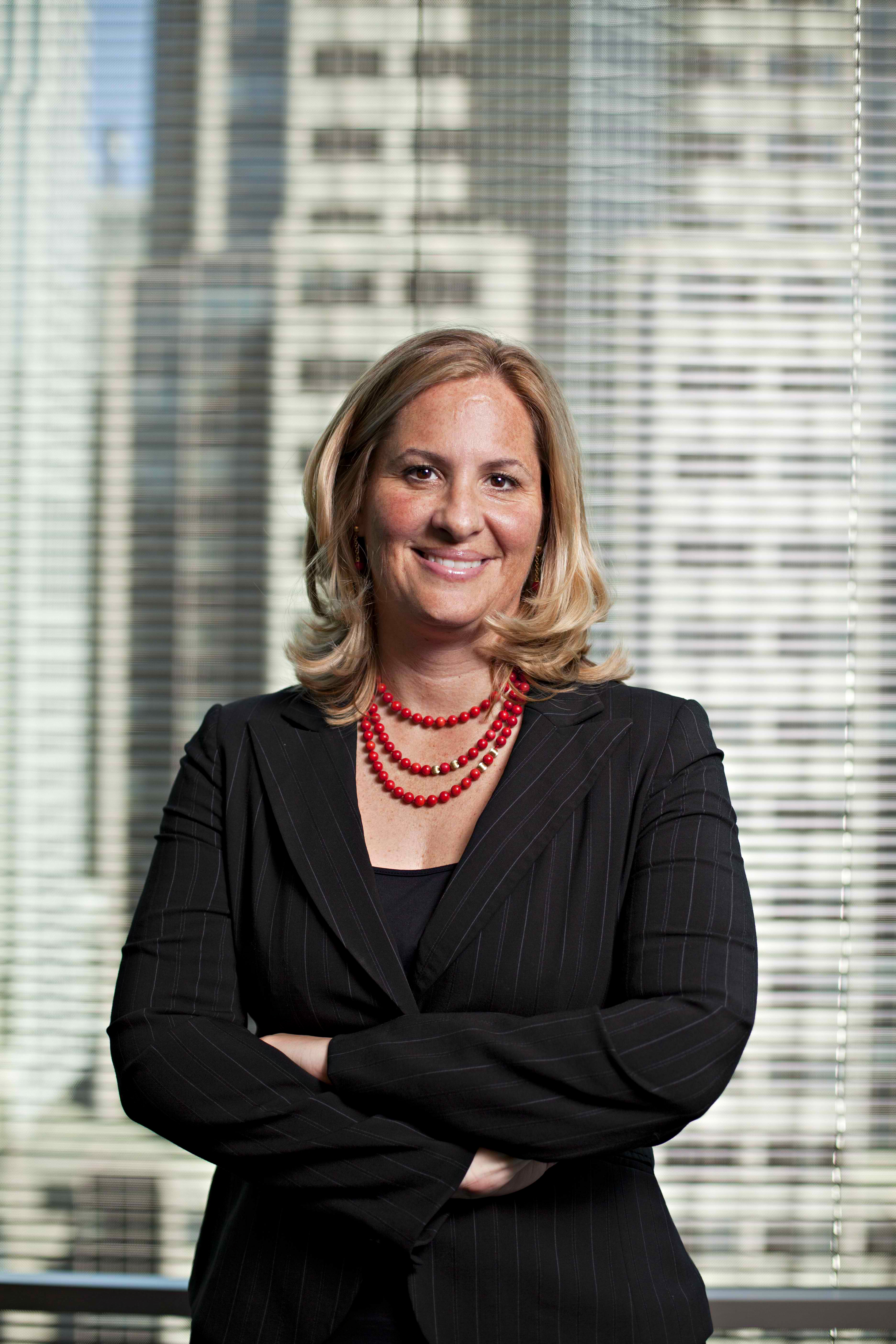 Jennifer Steinmann, Deputy CEO and CTO at Deloitte