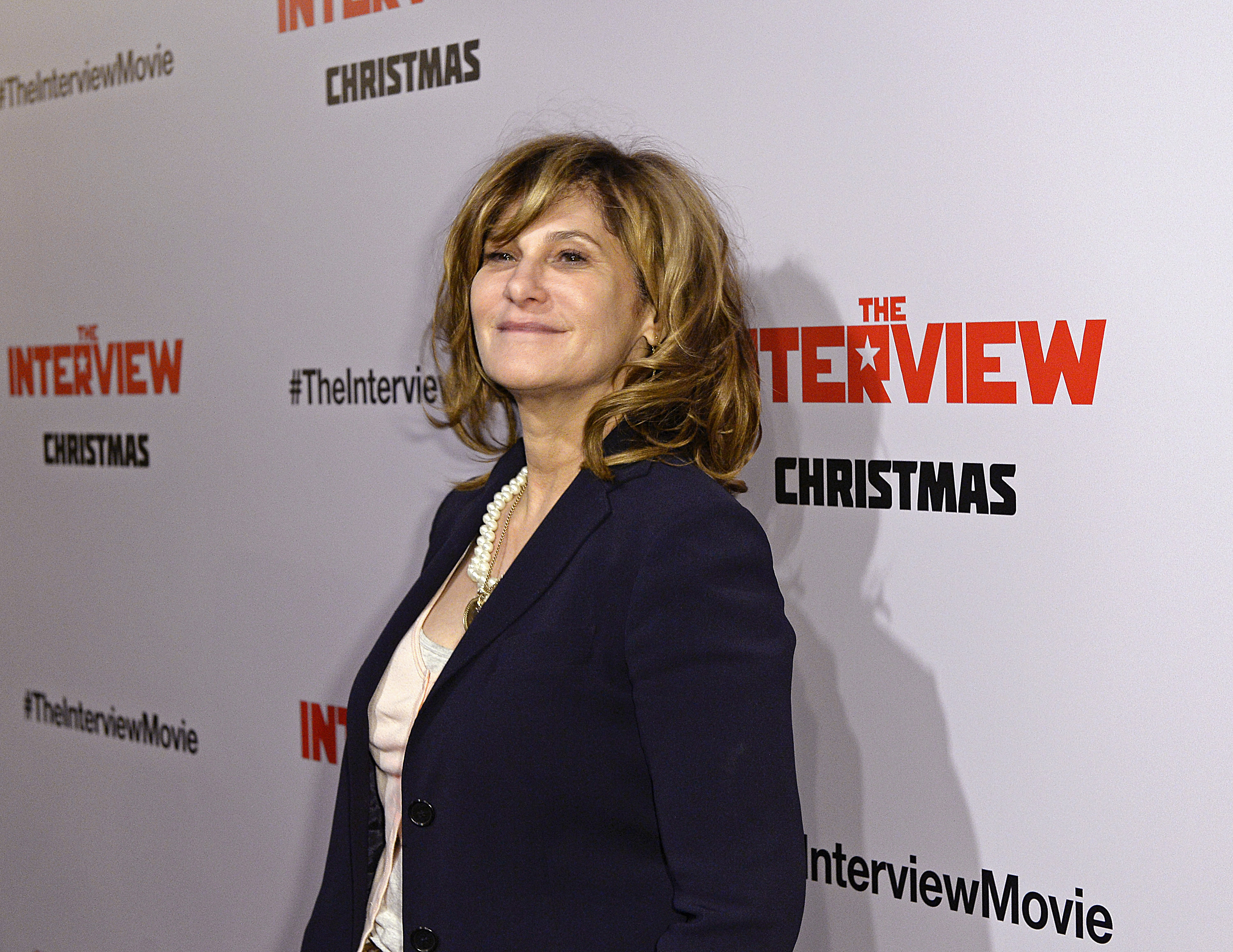 Amy Pascal is out as head of Sony's film division months after ...
