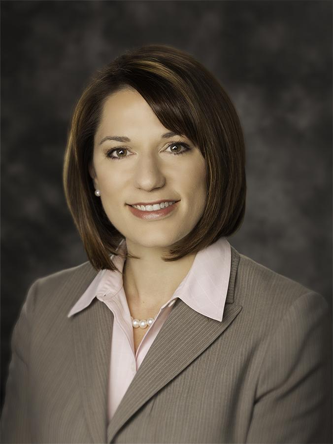 Sheri Hickok, chief engineer of Next Generation Full Size Trucks at General Motors