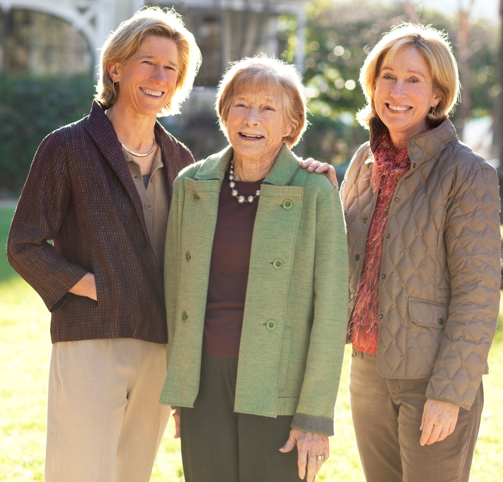 Three women run one of Napa Valley's renowned wineries | Fortune