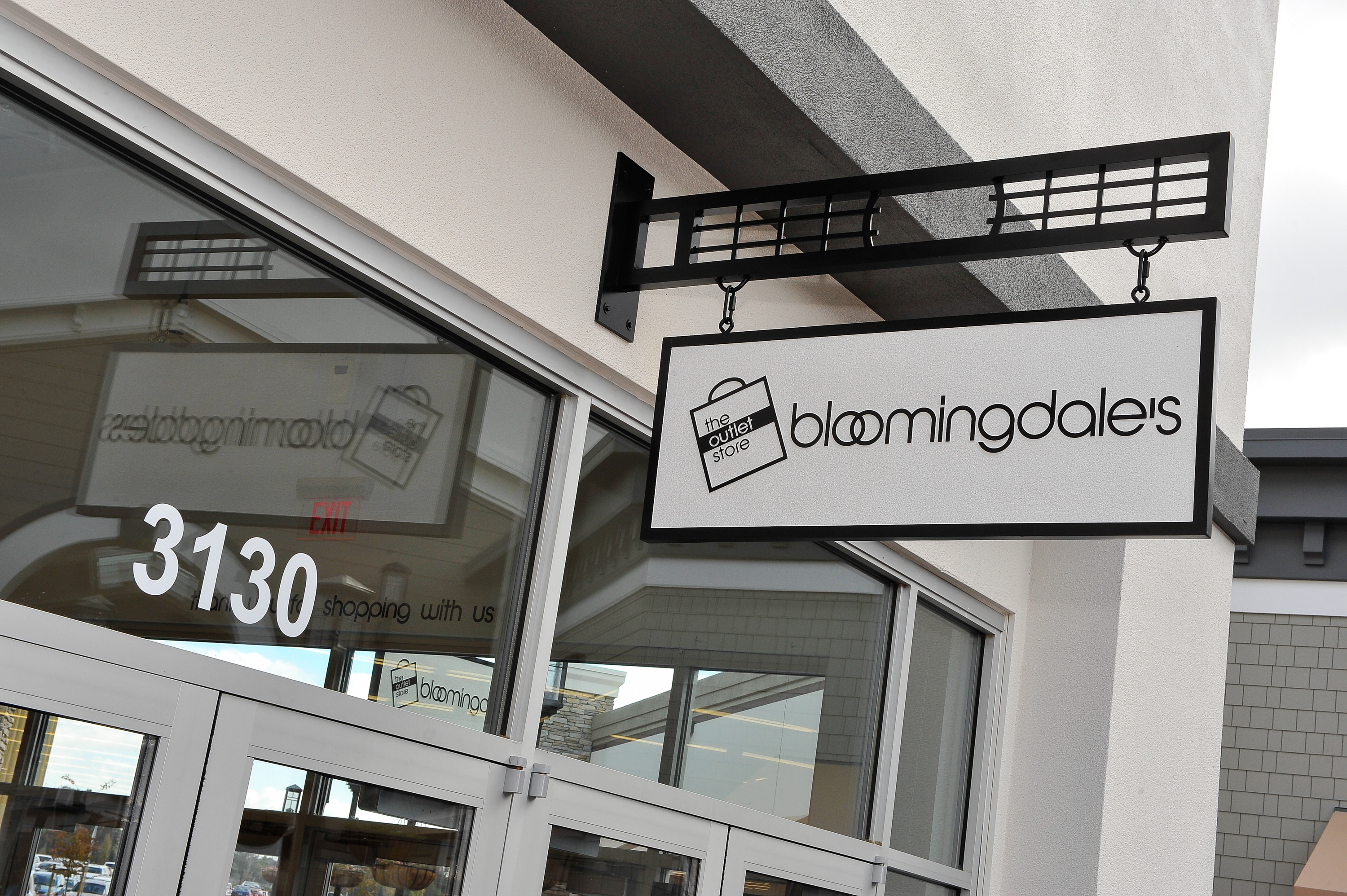 Bloomingdale's Livermore Outlet Opening