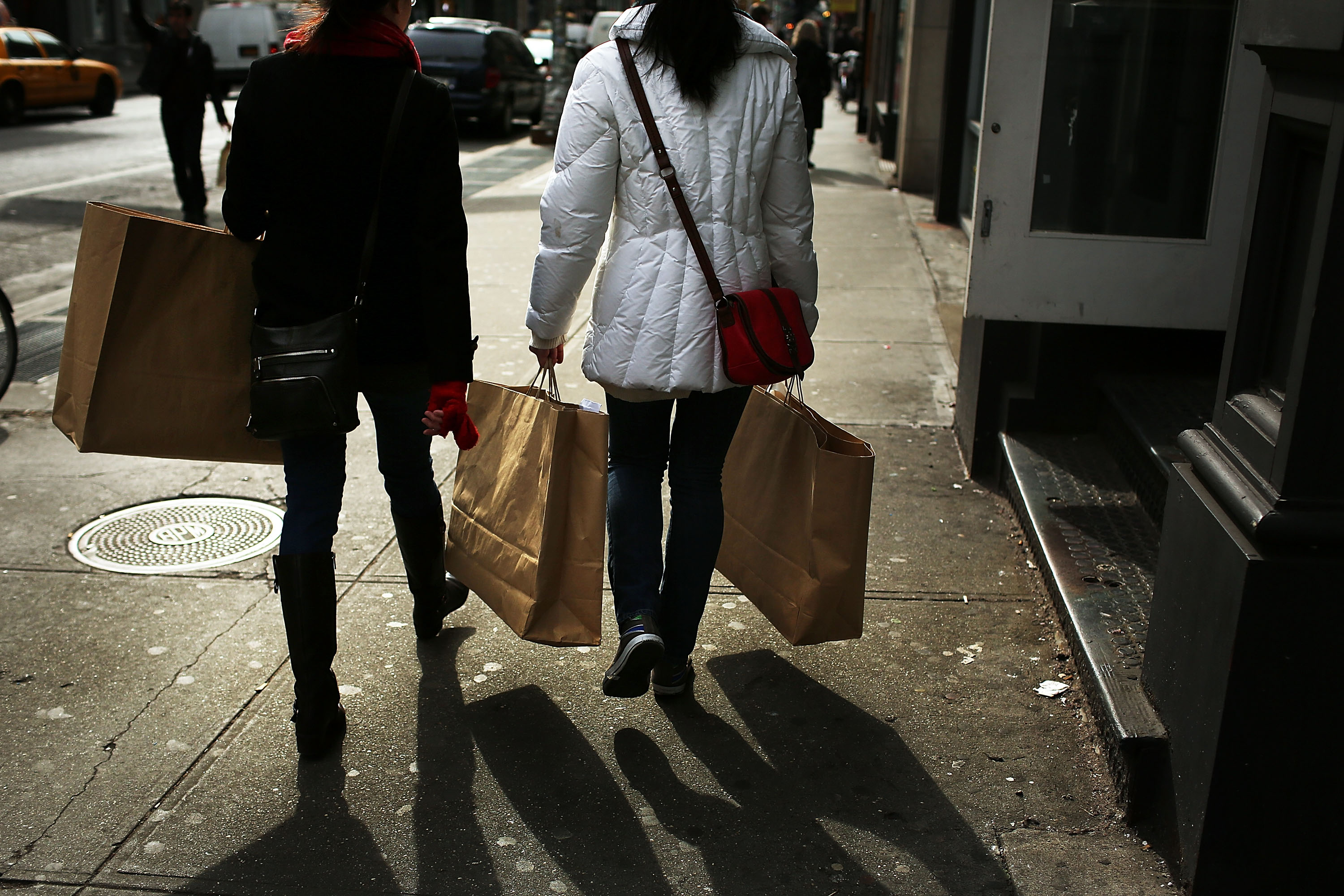 Monthly Retail Sales Data Shows Strong January