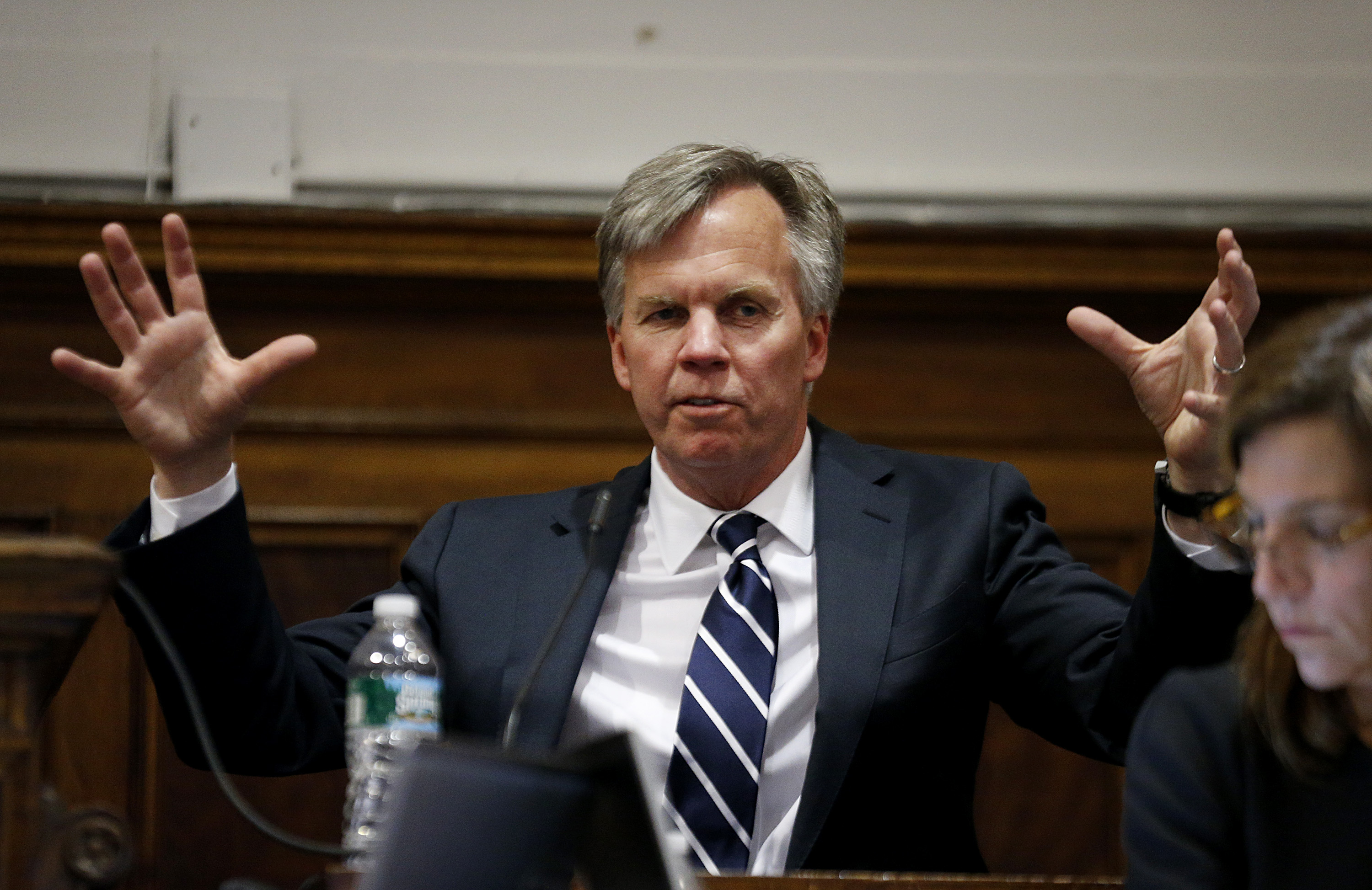 Ron Johnson, then CEO of JC Penney, testifying in 2013 in an unrelated case.