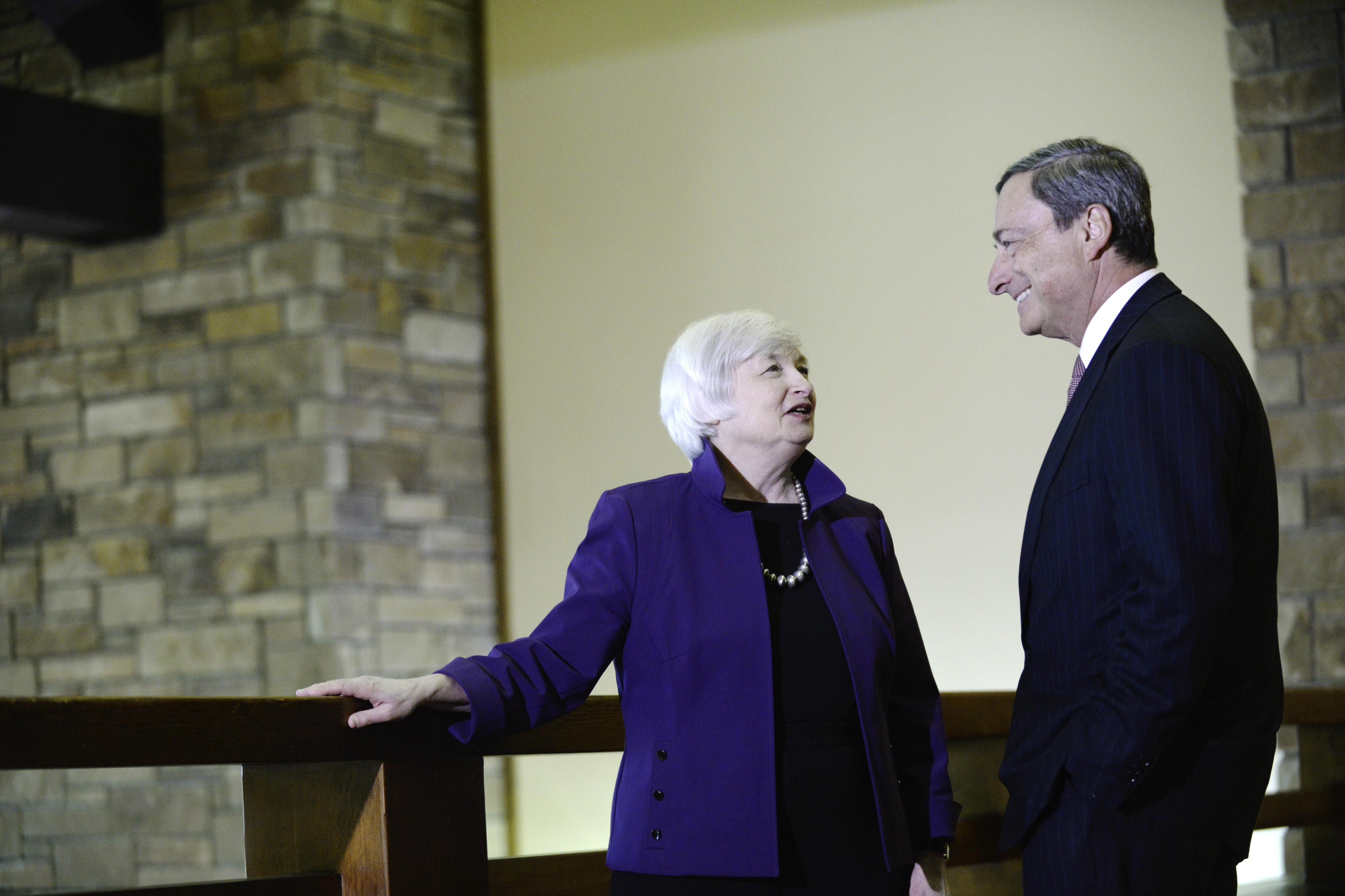 Federal Reserve Jackson Hole Economic Symposium