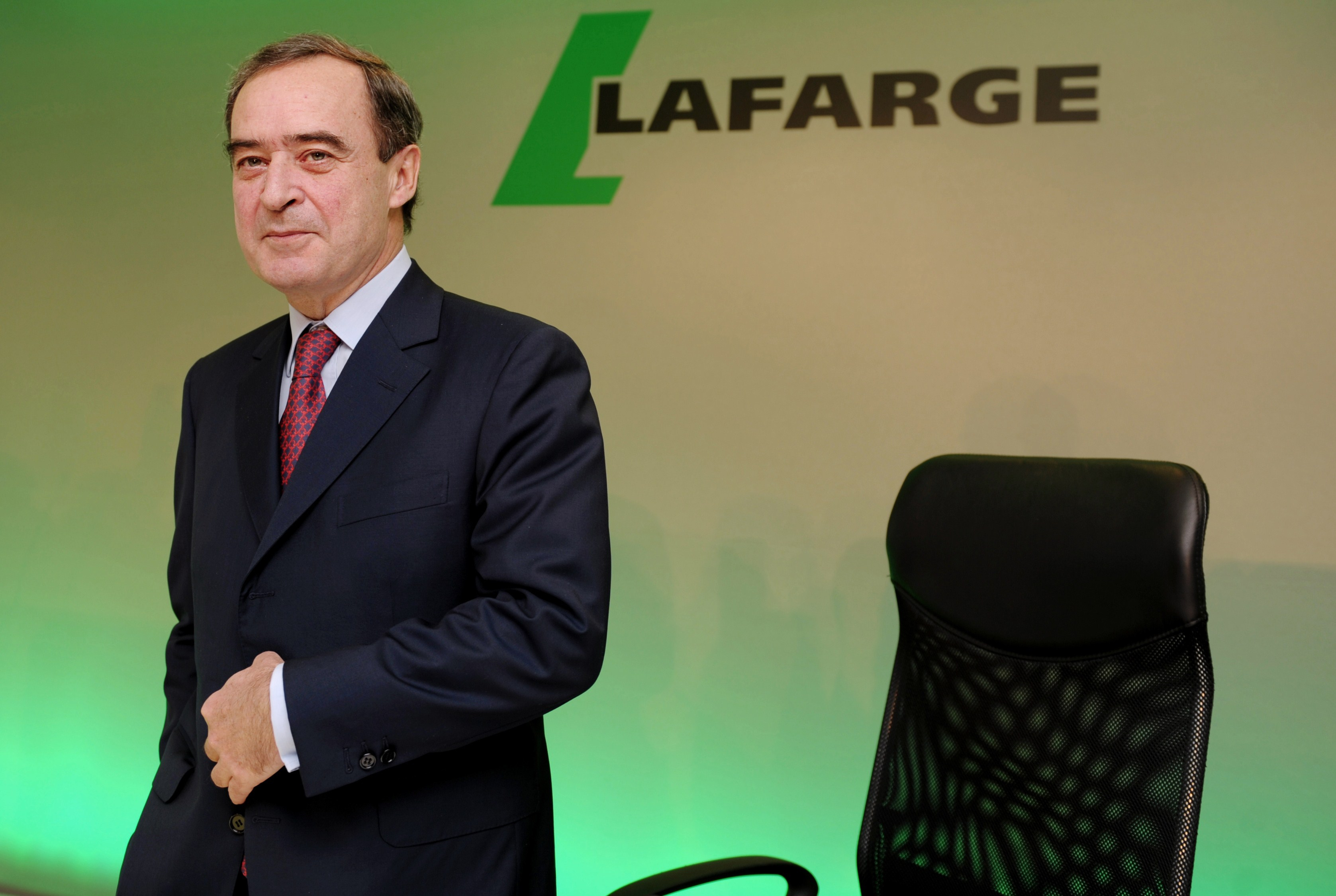FRANCE-CONSTRUCTION-COMPANYLAFARGE-RESULTS