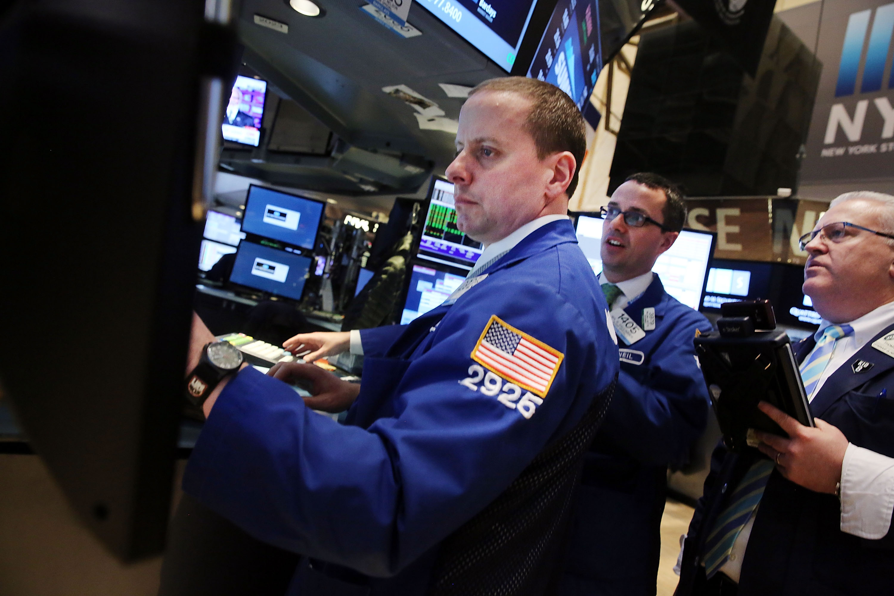 Market Rebounds After 2 Days Of Declines
