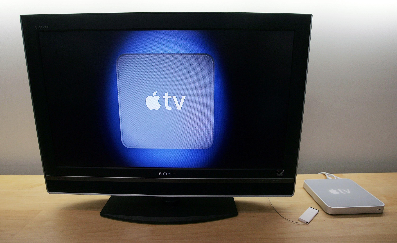 Apple TV Brings Digital Content To The Big Screen