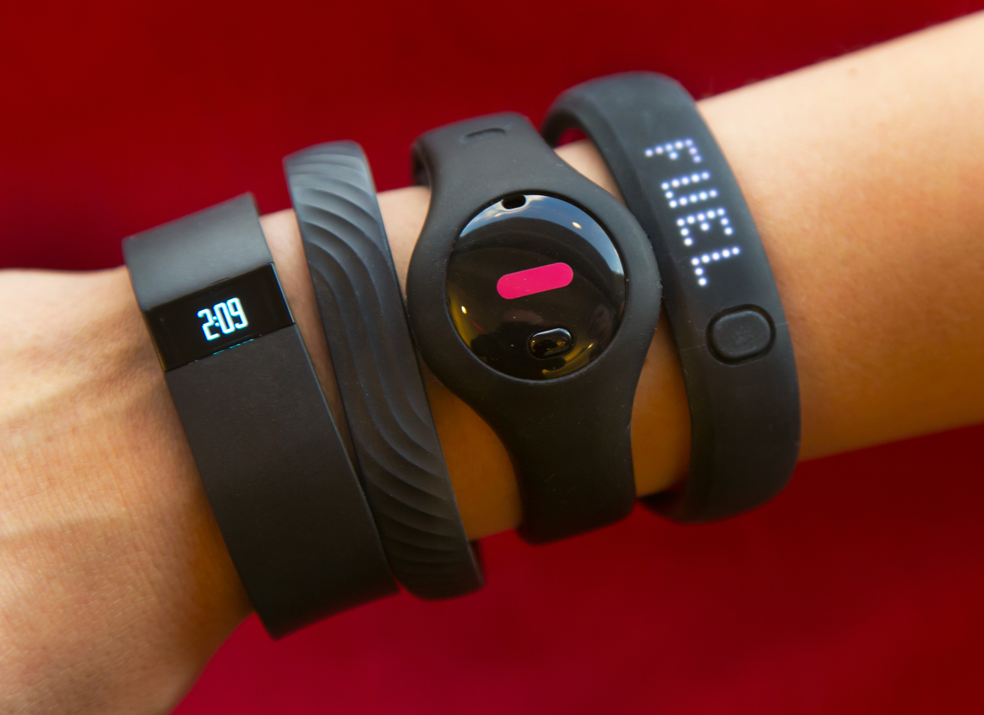 Top 5 Fitness Trackers of All Time