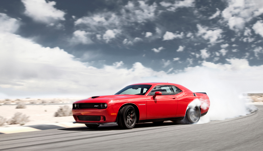 Chrysler Group LLC 2015 Dodge Challenger SRT