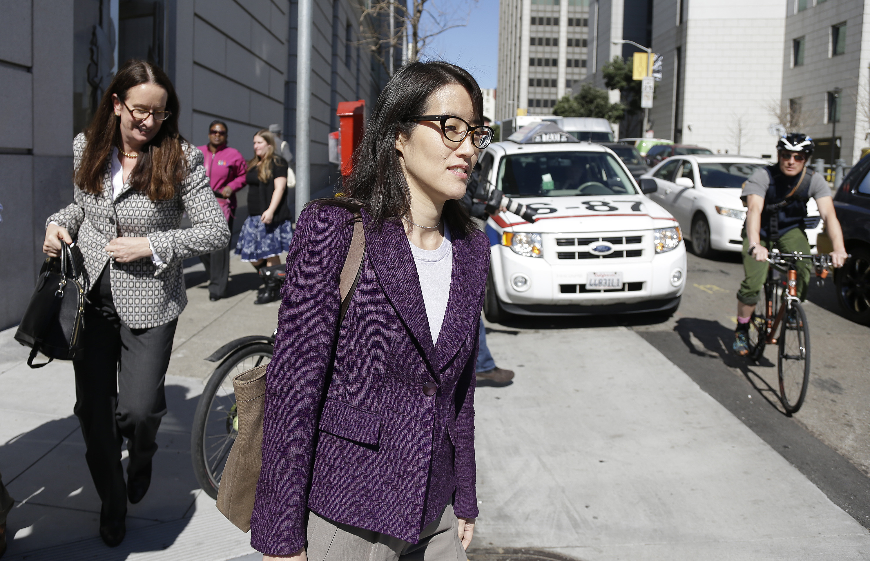 Ellen Pao, Therese Lawless