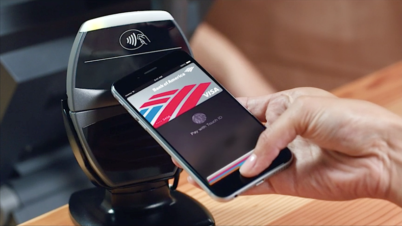 Apple Pay in action