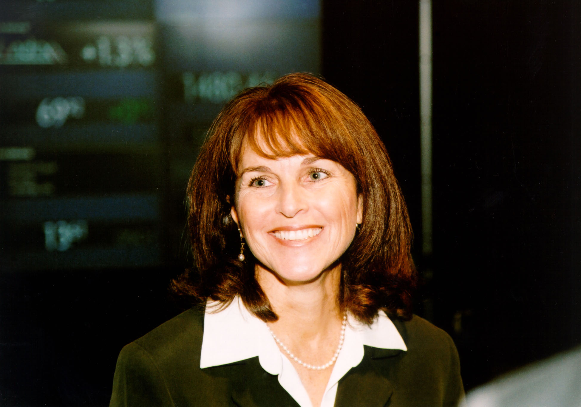 Cathy Baron Tamraz, chairwoman and CEO of Business Wire