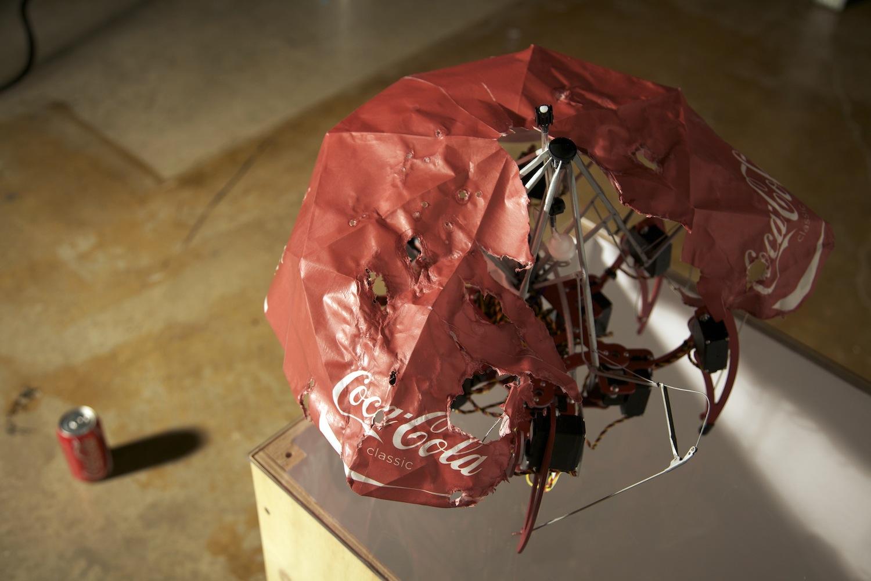 Matt Kenyon Coke Is It art