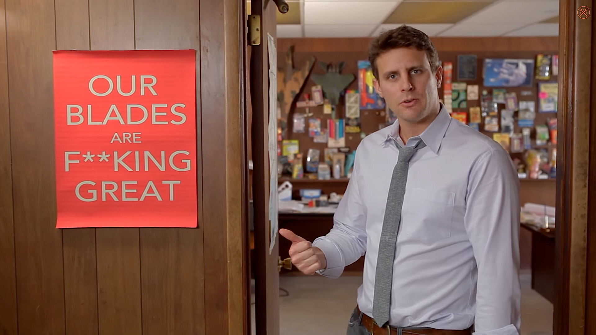 Dollar Shave Club CEO Michael Dubin
