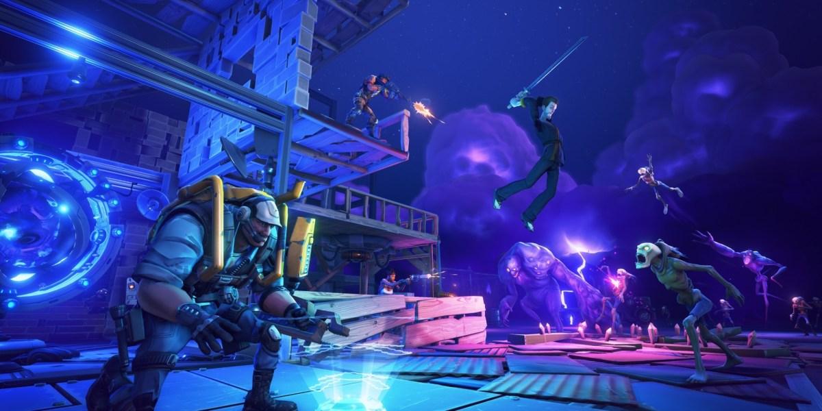 Fortnite: Servers for Epic Games Video Game Offline Again | Fortune