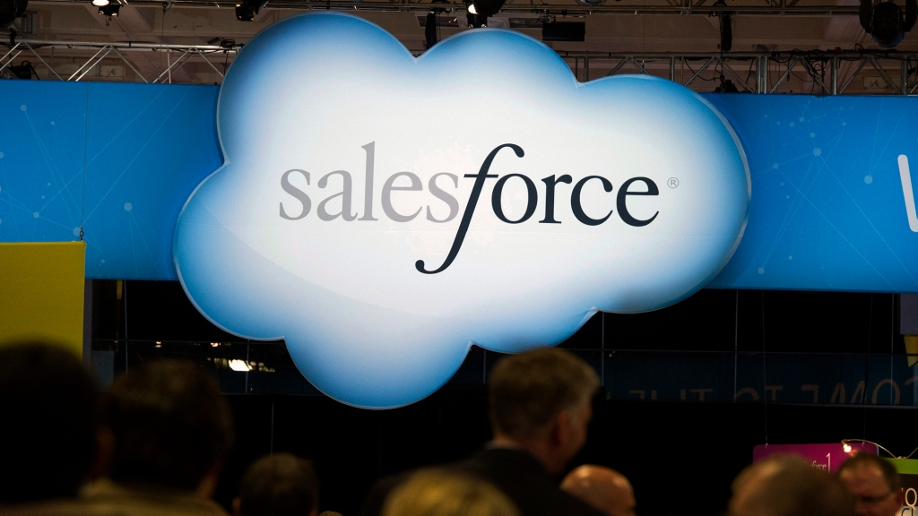 Key Speakers At The DreamForce Conference
