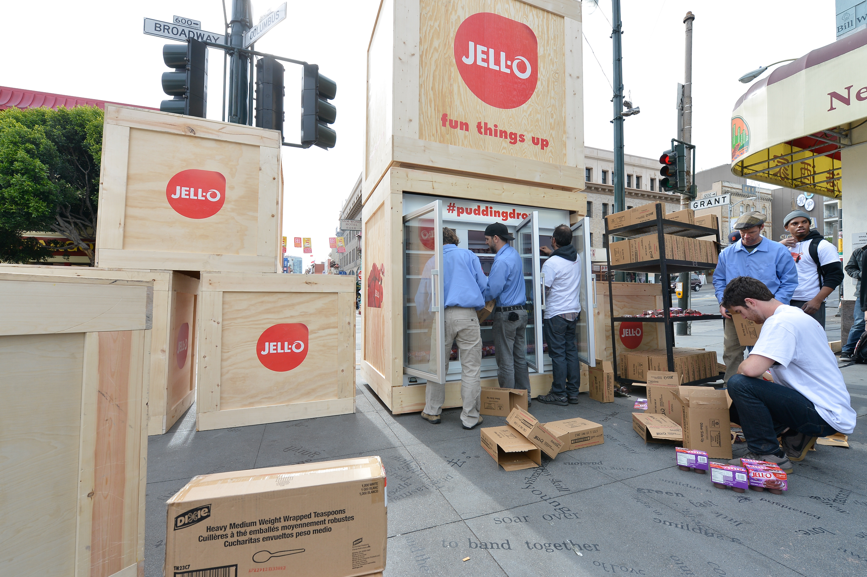 Ronnie Lott And JELL-O Make The Taste Of Defeat Sweet In San Francisco