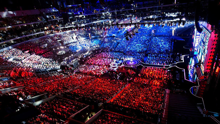 The 2014 League of Legends World Championship