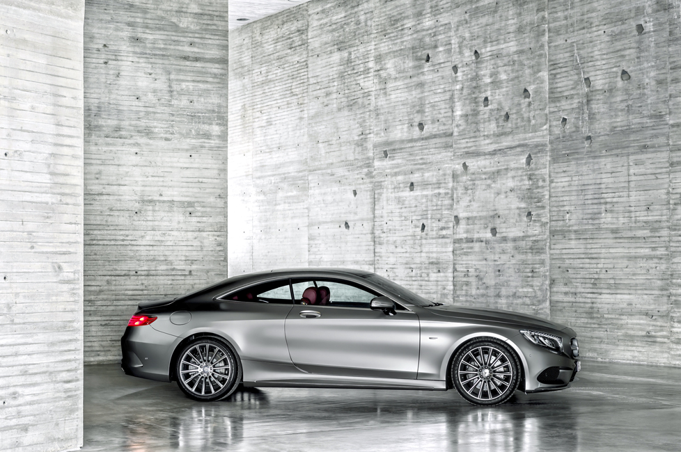 2015 Mercedes S550 Coupe Fortune