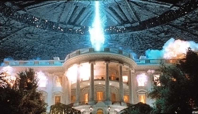 INDEPENDENCE DAY, 1996, TM and Copyright (c) 20th Century Fox Film Corp. All rights reserved. Court