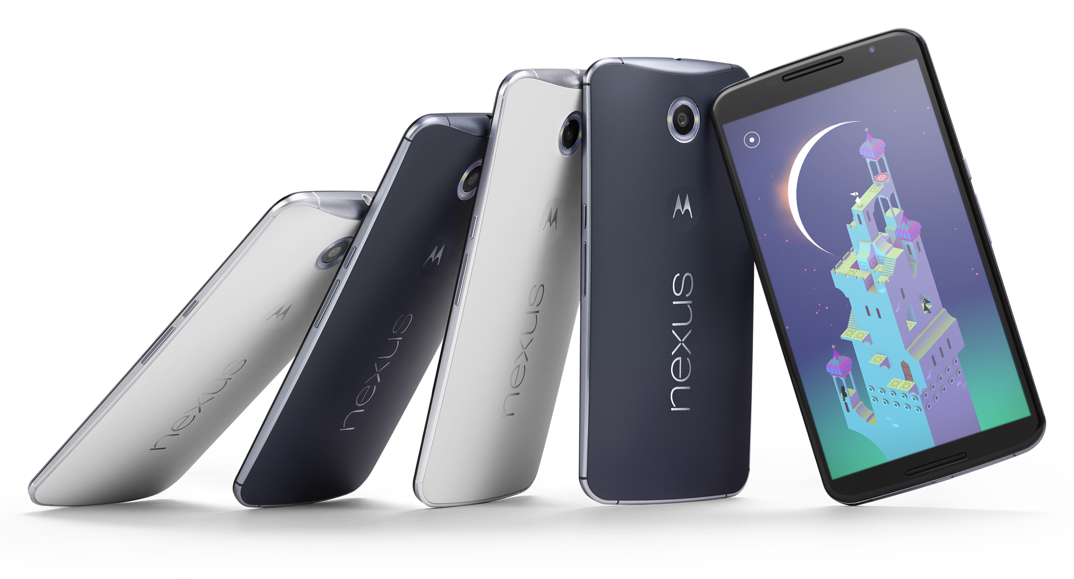 Google Nexus 6 phone.