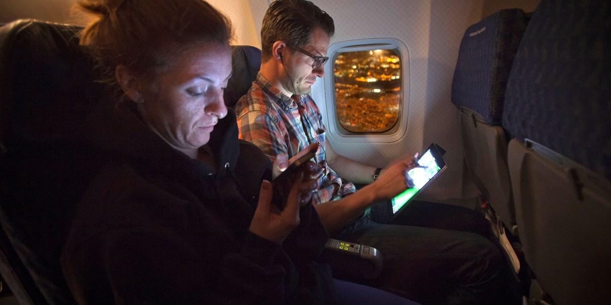 The crazy economics of inflight Wi-Fi