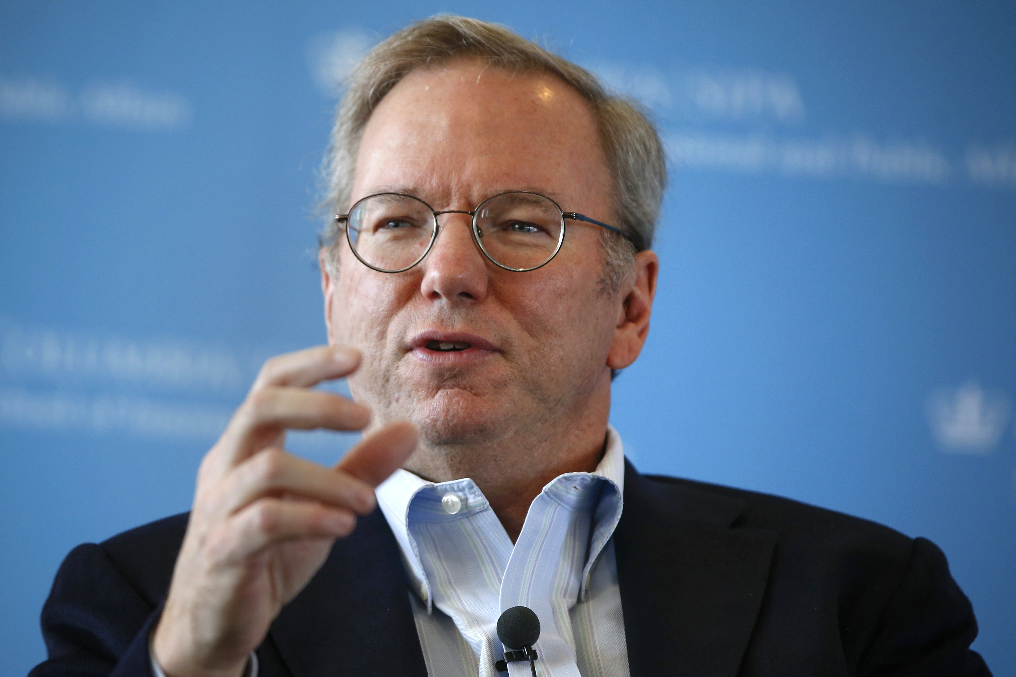 Google Executive Chairman Eric Schmidt's New York Times op-ed described the good, the bad and the truly dangerous parts of the Internet.