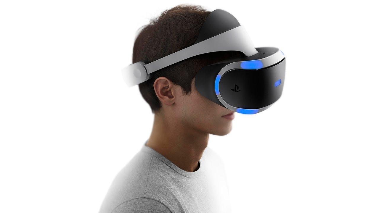 Sony Morpheus VR headset