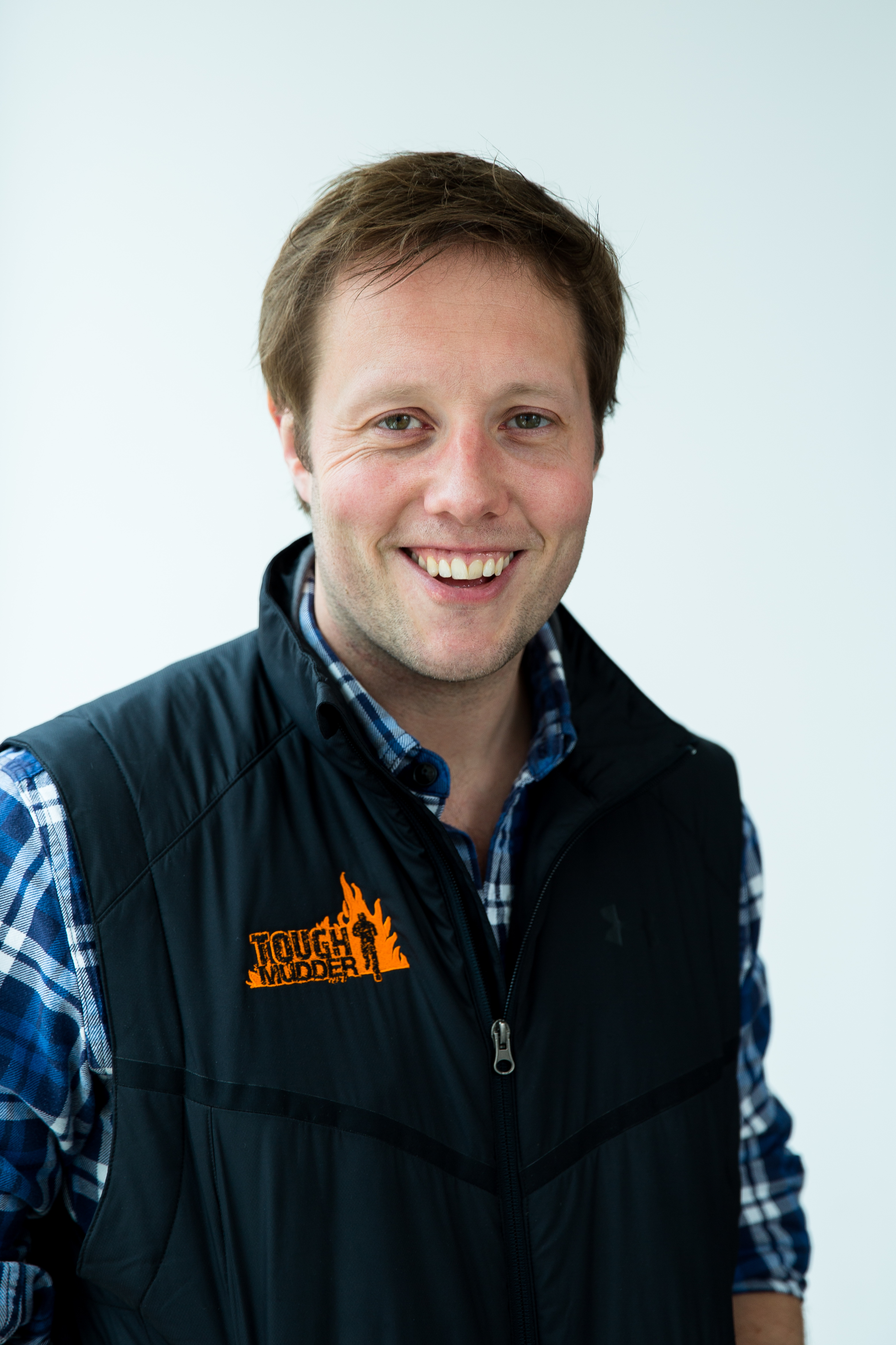 Will Dean, CEO and founder of Tough Mudder