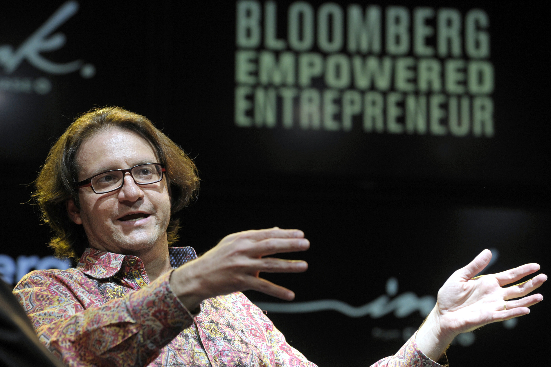 Bloomberg Empowered Entrepreneur: TechStars Demo Day