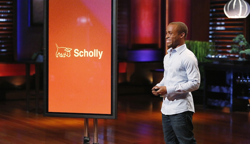 CHRISTOPHER GRAY (SCHOLLY)