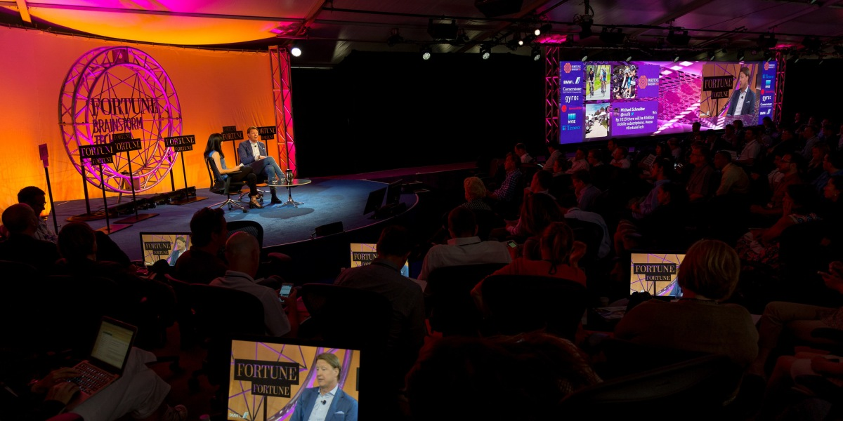 Announcing More Big Names for Fortune Brainstorm Tech 2016