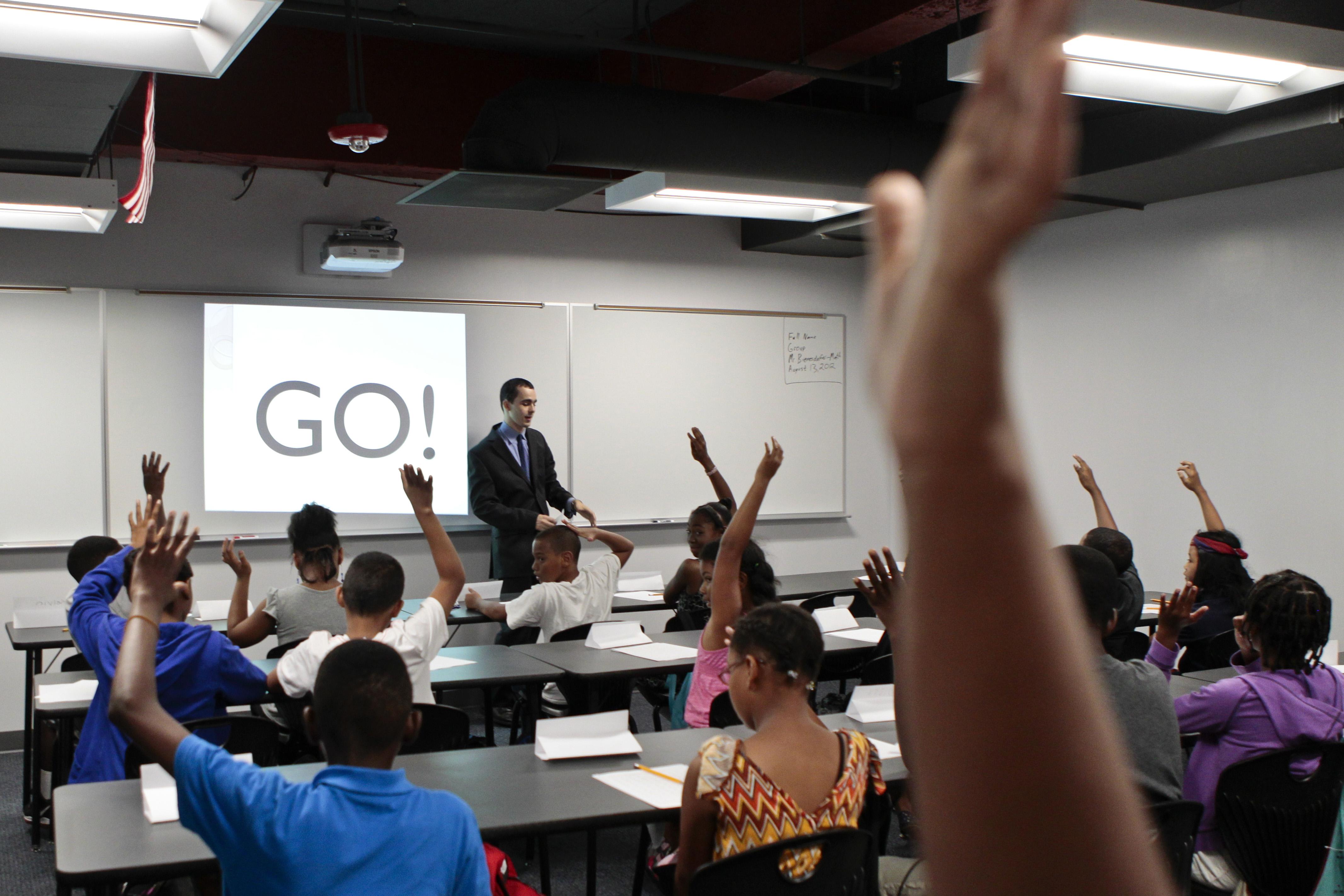 BASIS charter school opens in DC.