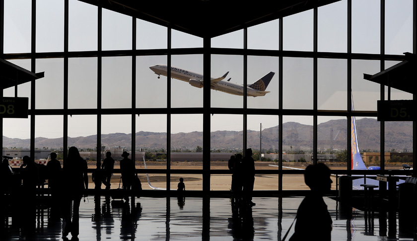 General Views Of Airports As Consumers Spend More On Travel And Tourism