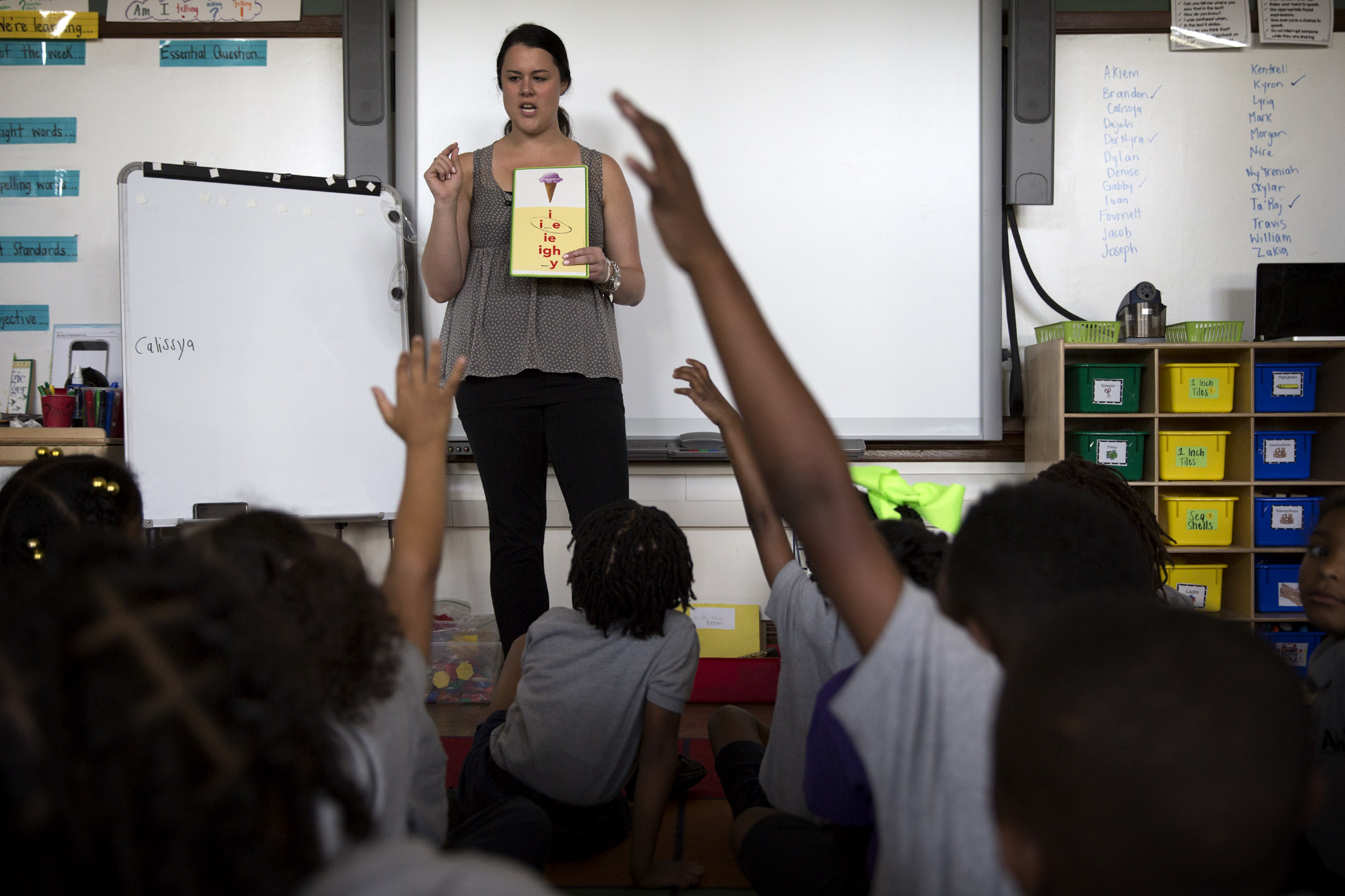 A Look Into A New Orleans Charter School
