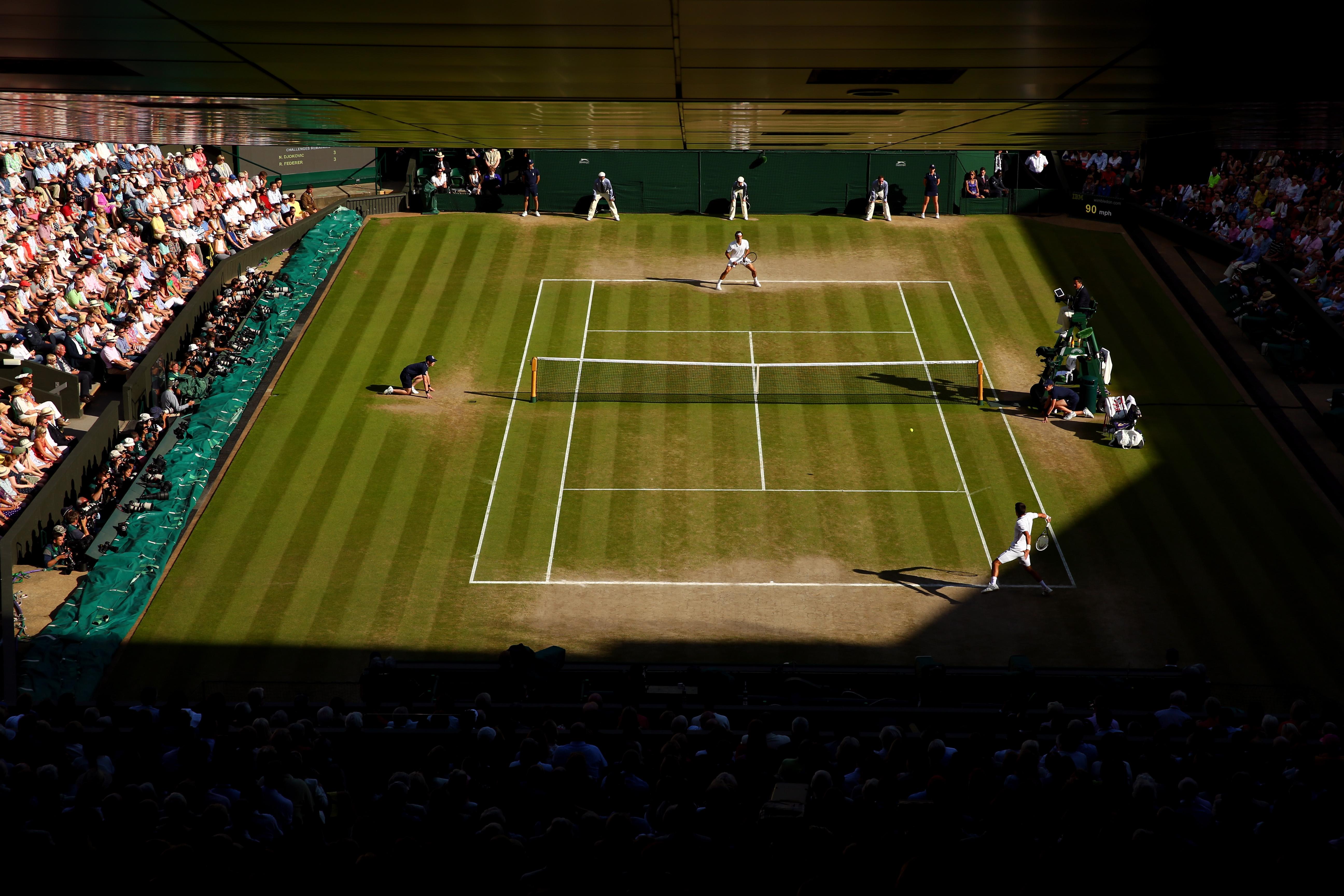 Wimbledon, 2014