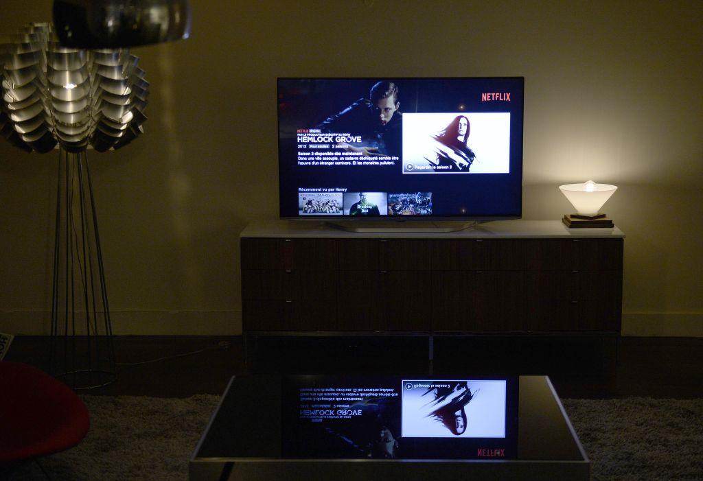 ENTERTAINMENT-INTERNET-FILM-TELEVISION-NETFLIX-EUROPE-FRANCE
