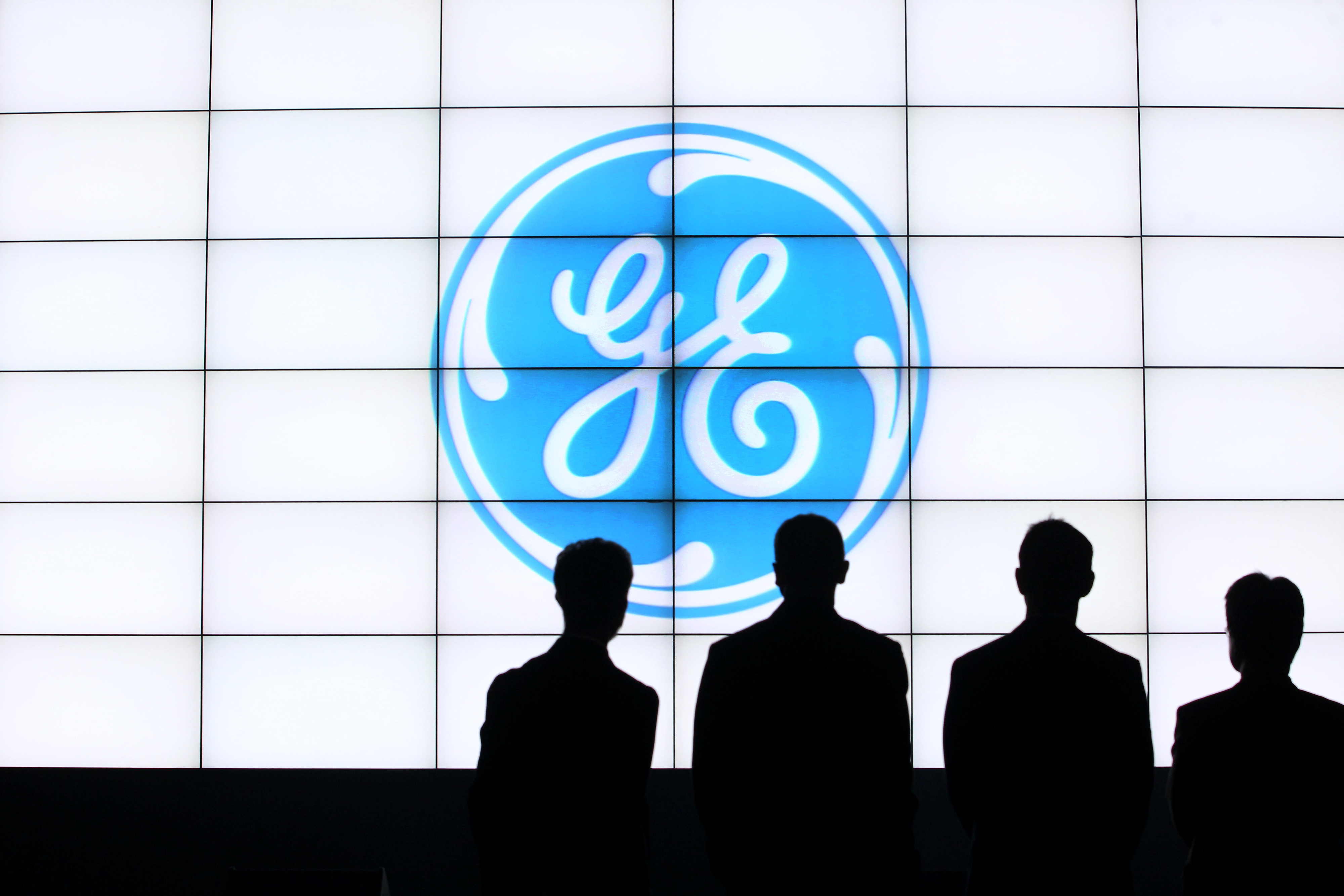 General Electric Co.Chief Executive Officer Jeffrey Immelt Opens GE iCentre