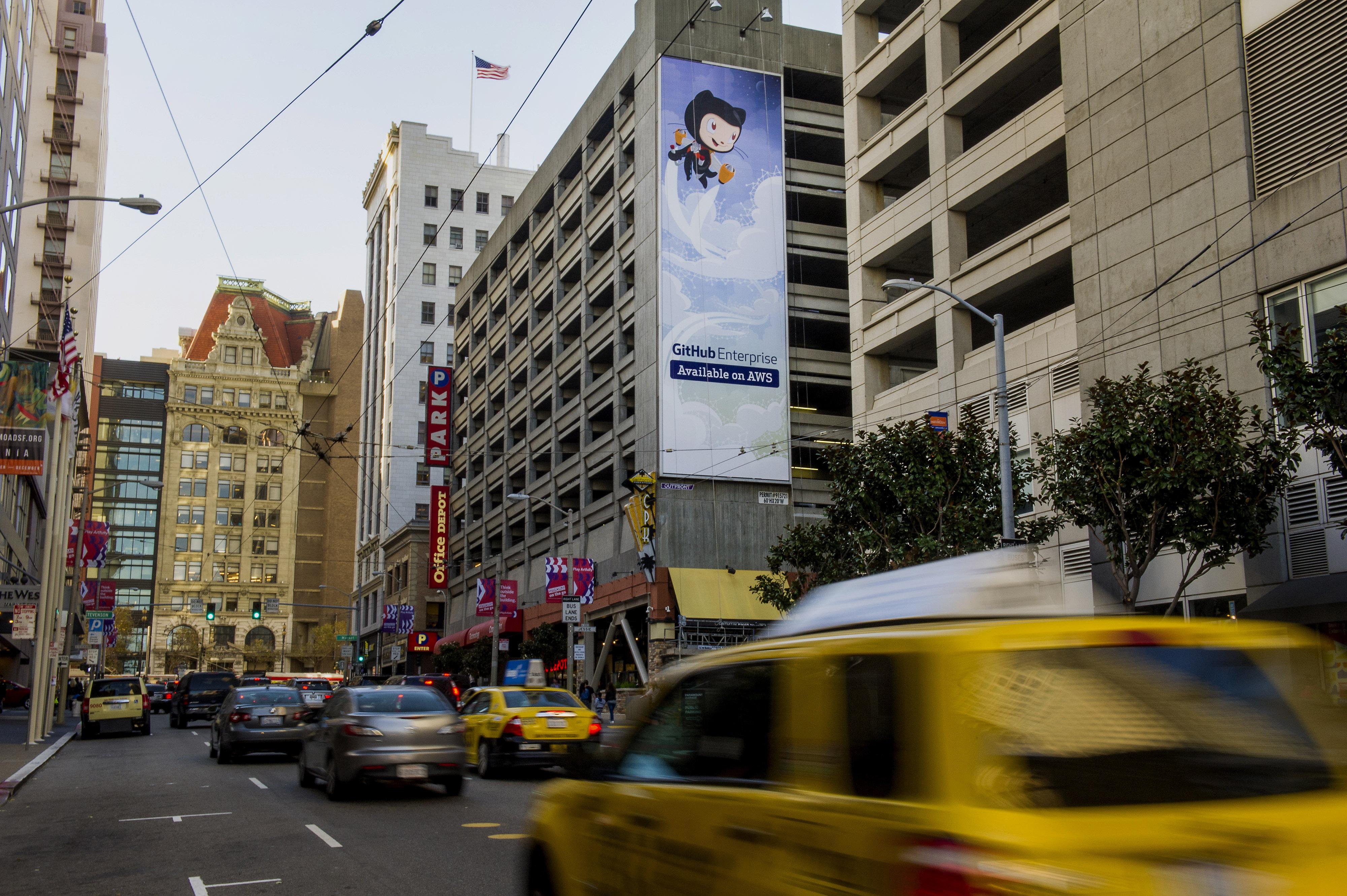 Boxer-Clad Coders Adorn Silicon Valley's Billboard Boom