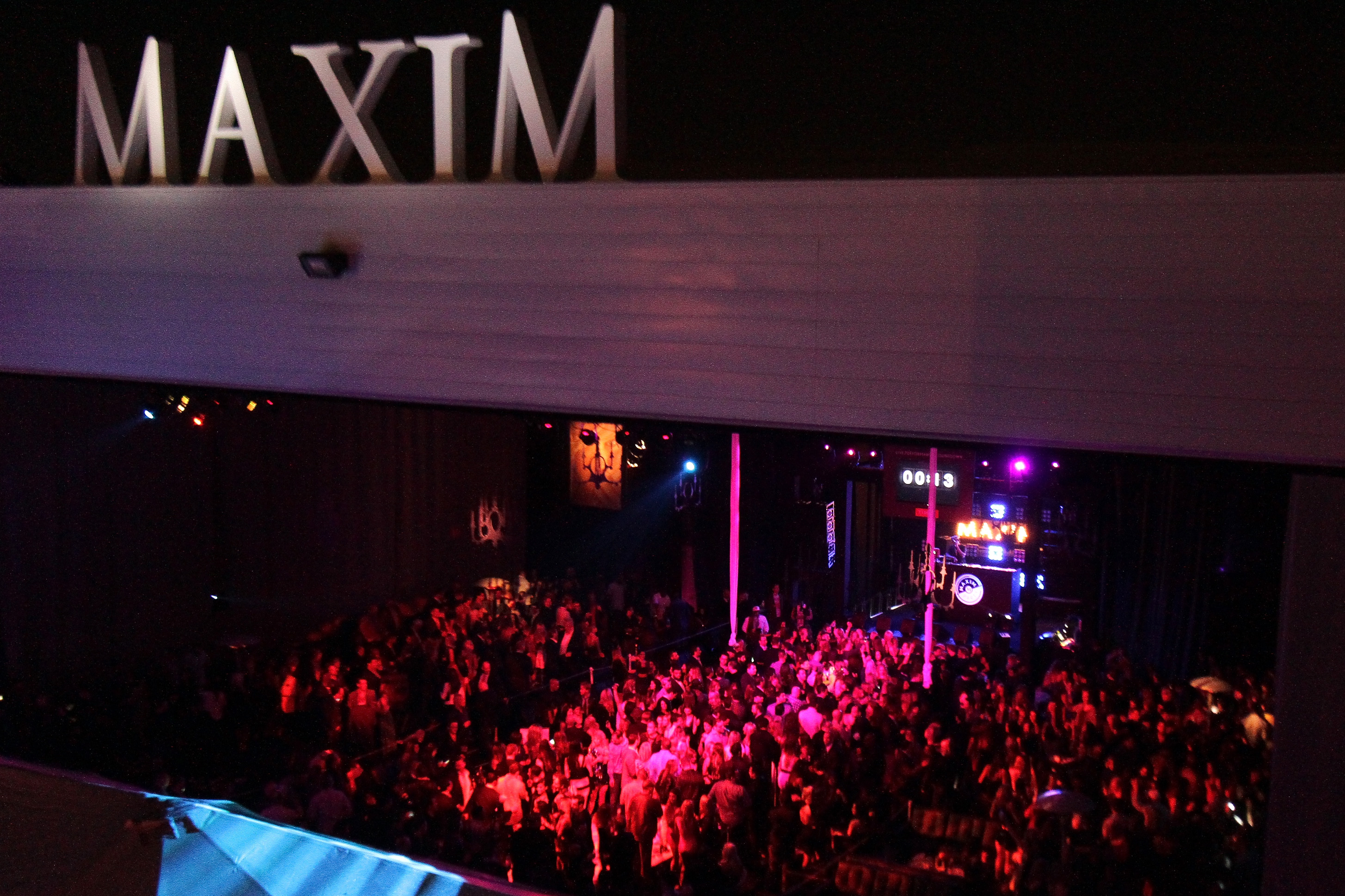 The Maxim Party With Johnnie Walker, Timex, Dodge, Hugo Boss, Dos Equis, Buffalo Jeans, Tabasco, And Pop Chips - Inside