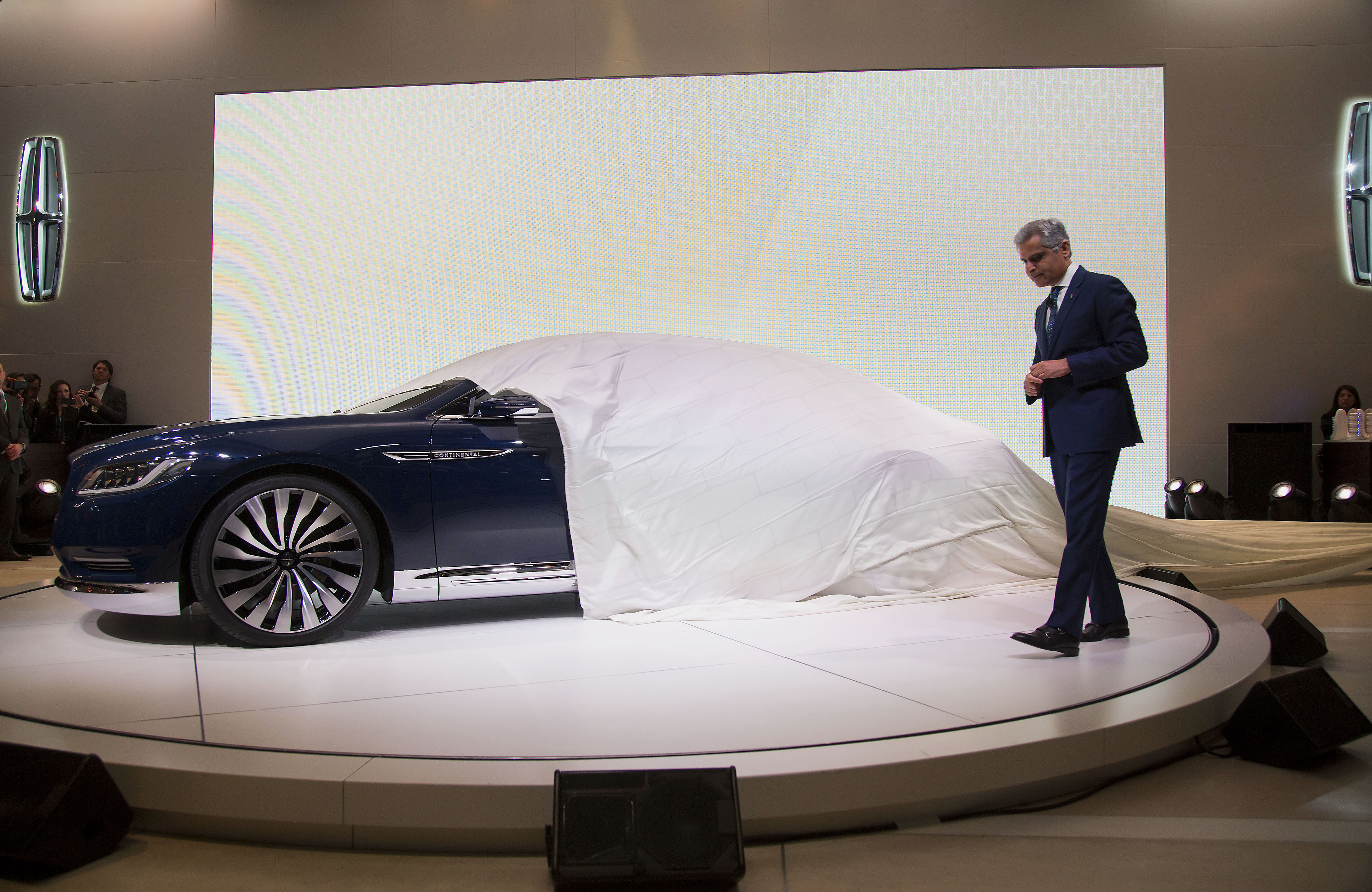 Inside The 2015 New York International Auto Show