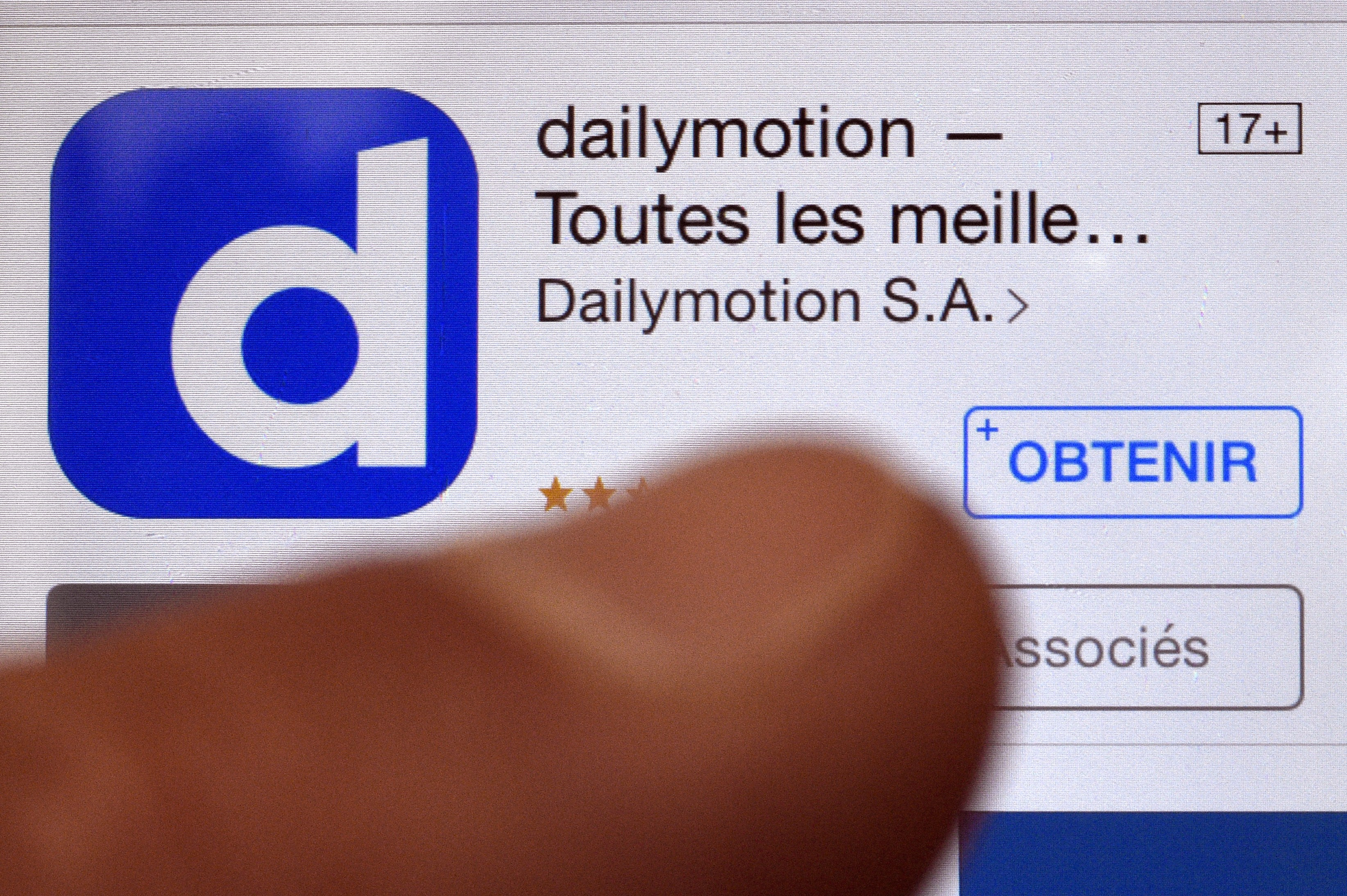 FRANCE-INTERNET-MERGER-DAILYMOTION-VIVENDI