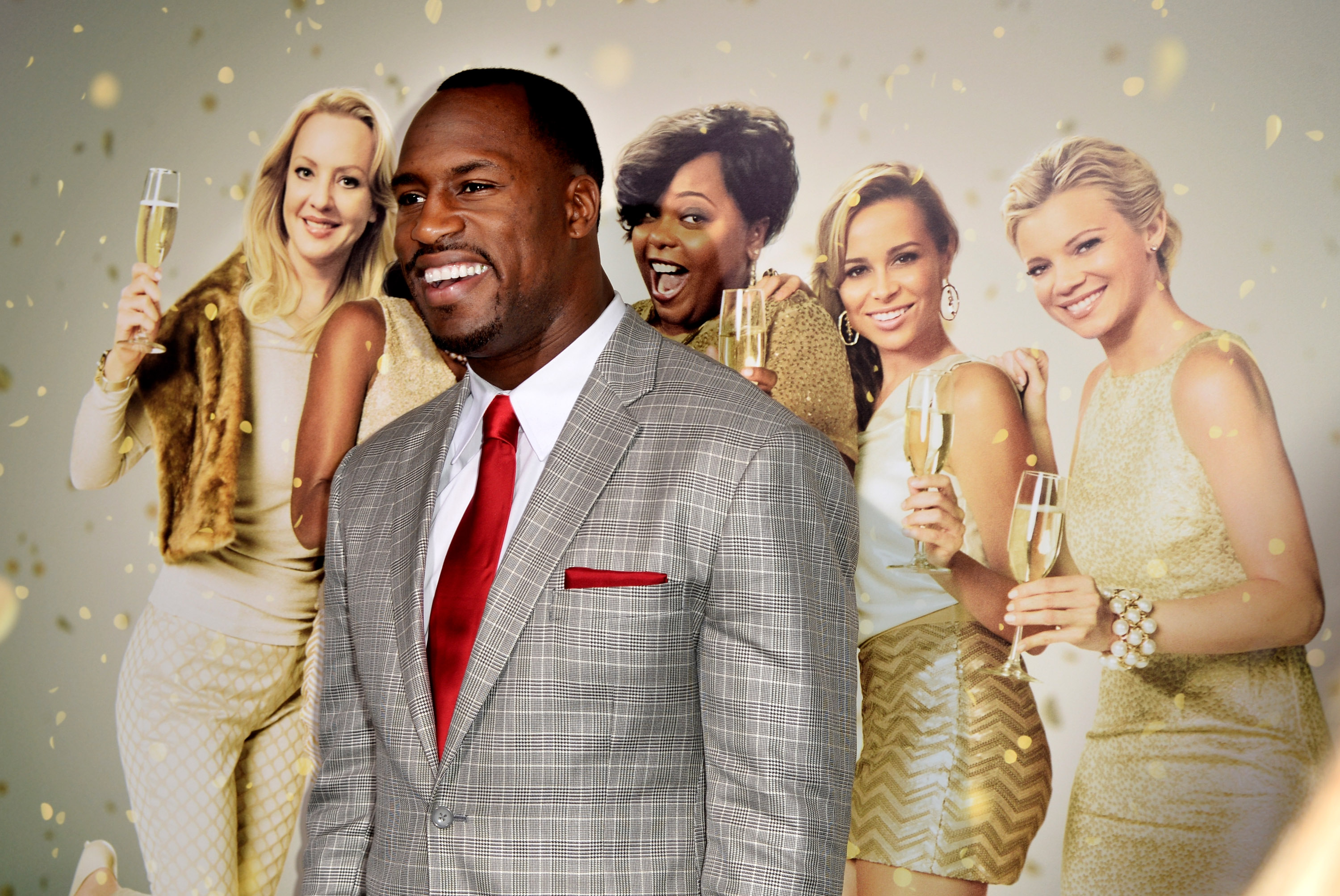 """Premiere Of Tyler Perry's """"The Single Moms Club"""" - Red Carpet"""