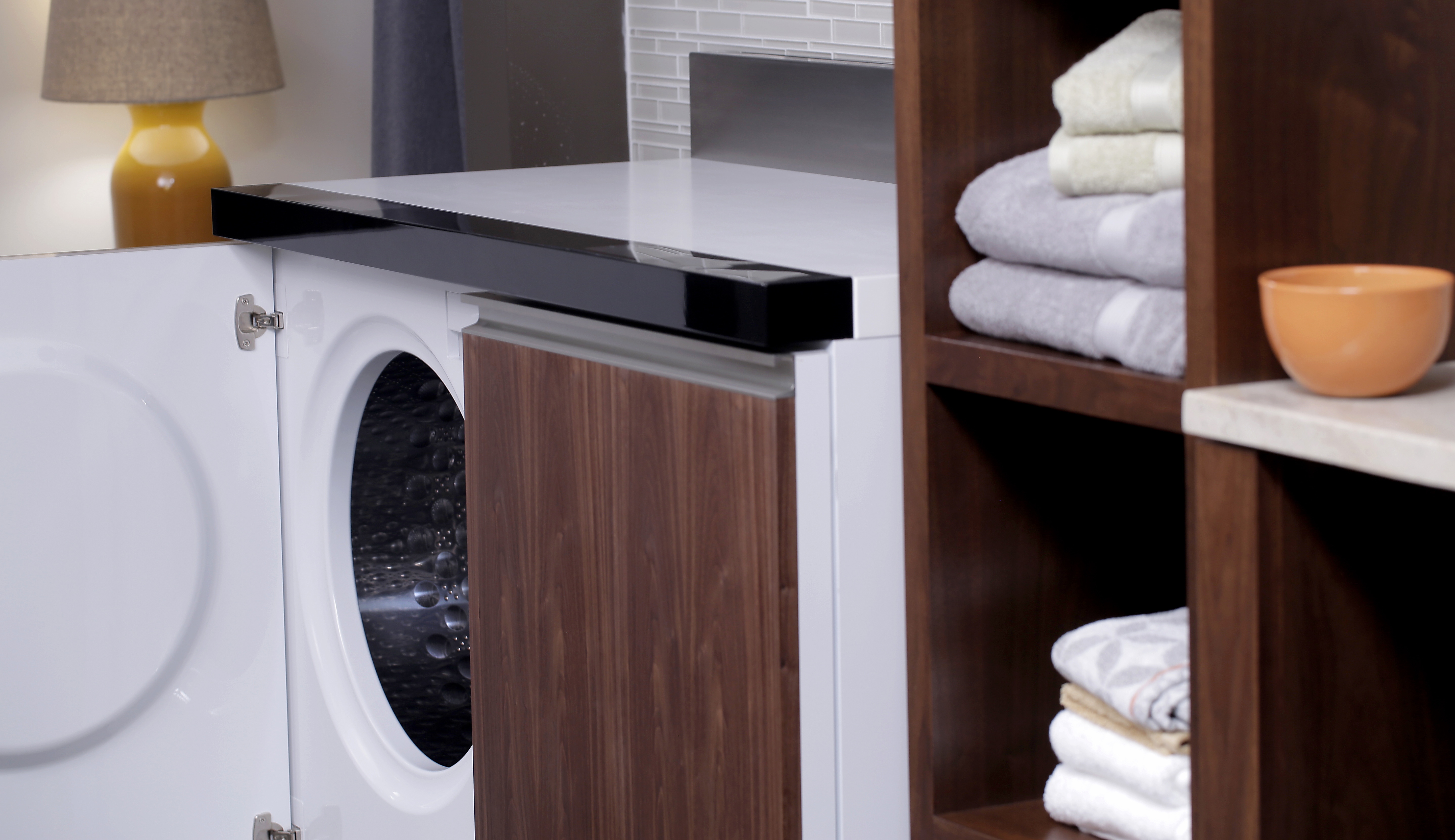2015 Home trends — GE Micro Laundry