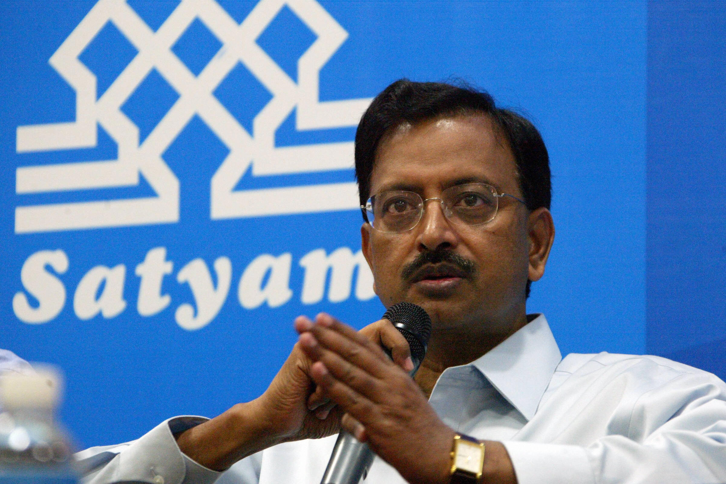 Chairman and founder of Satyam Computer