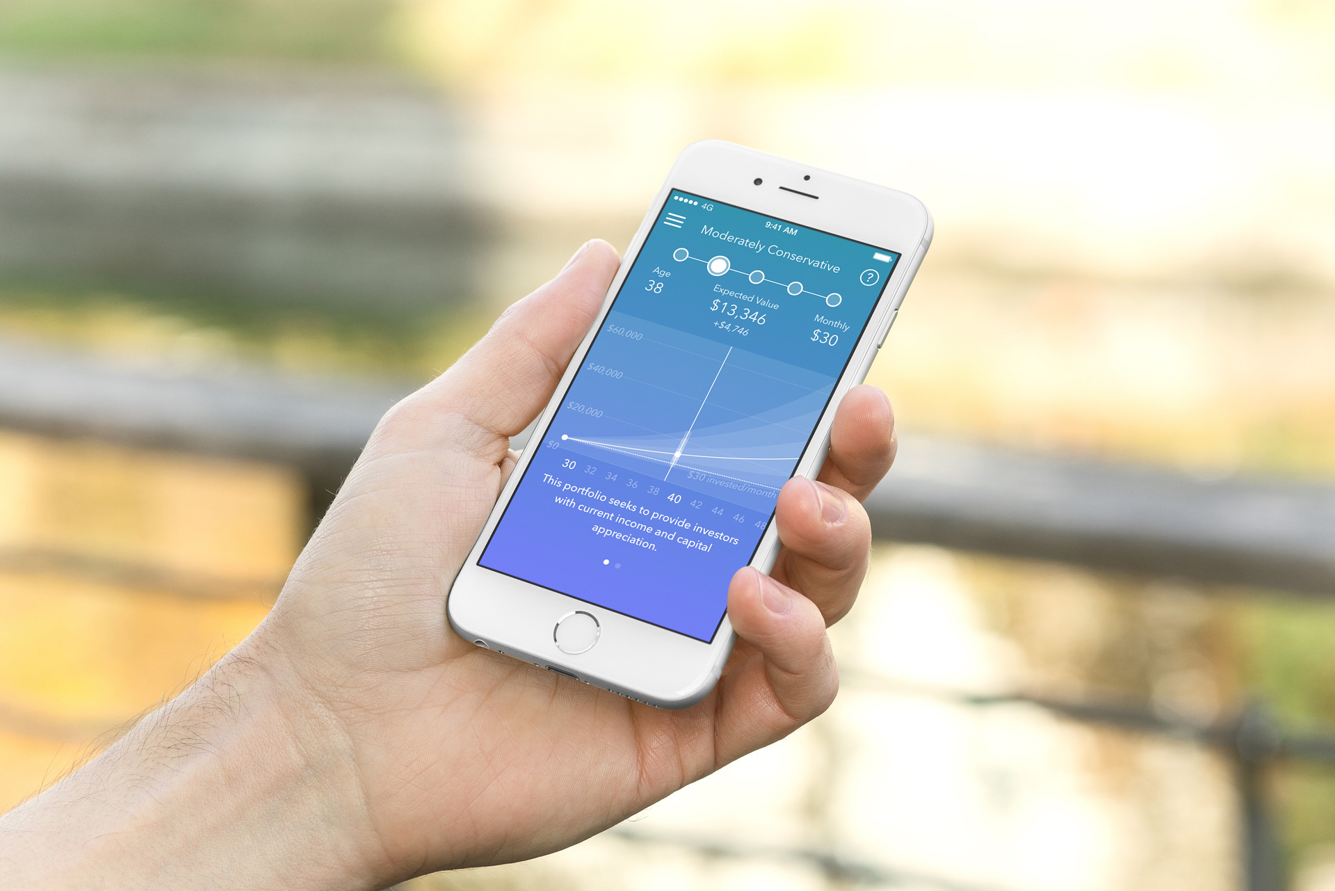 Investment app Acorns