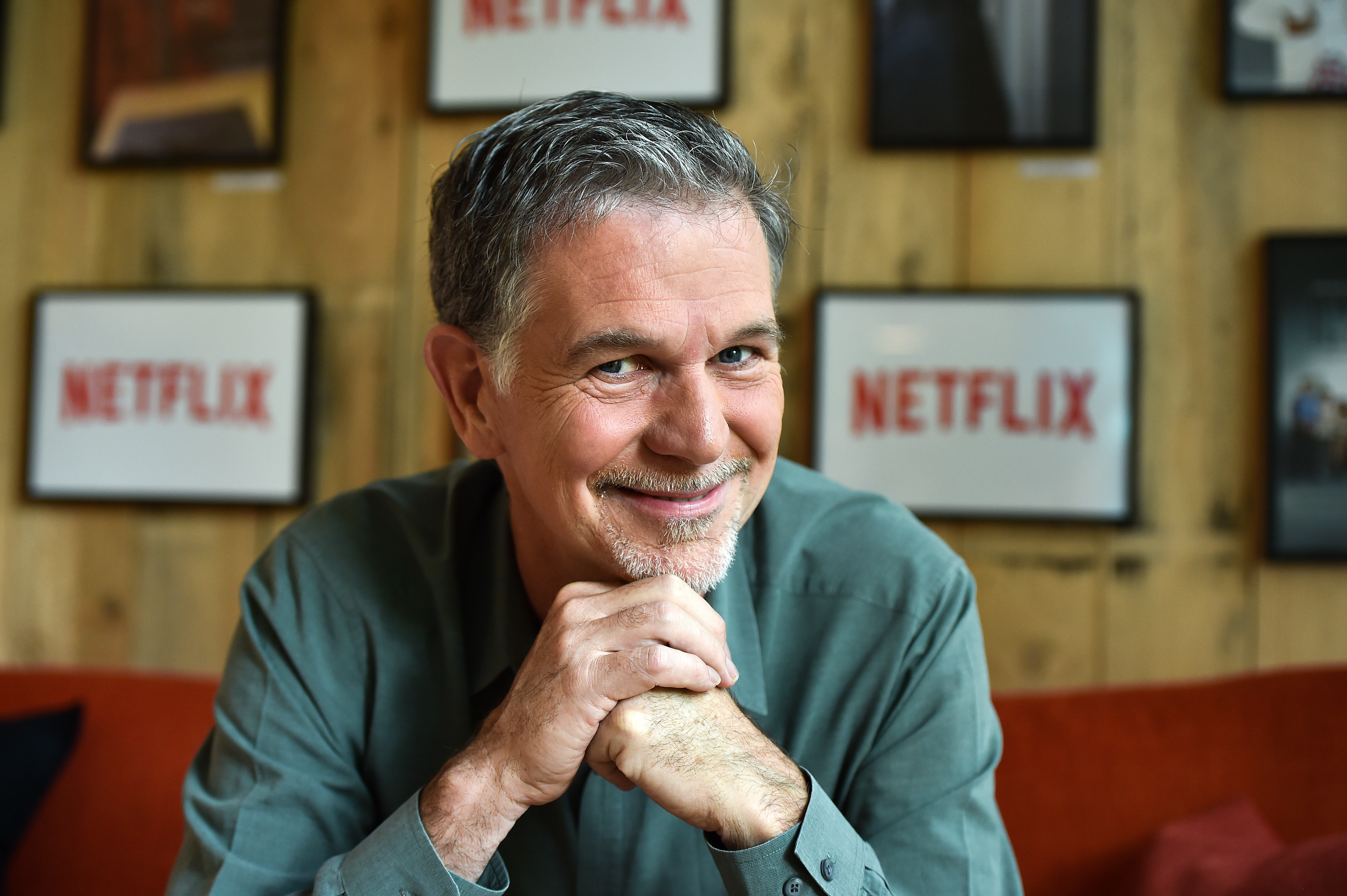 Online video store Netflix starts in Germany