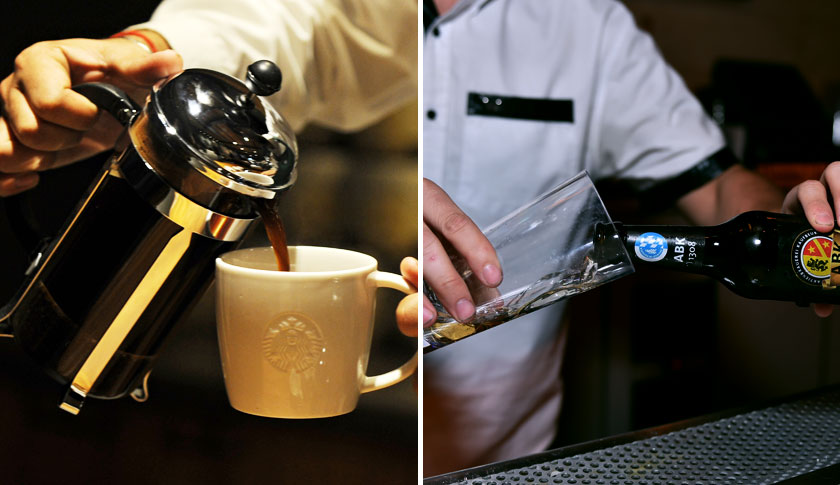 Barista by day, bartender by night? Not so much anymore.