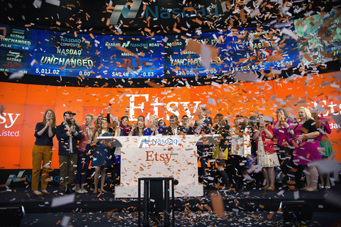 Etsy Inc. Raises $267 Million in U.S. IPO of Virtual Craft Fair