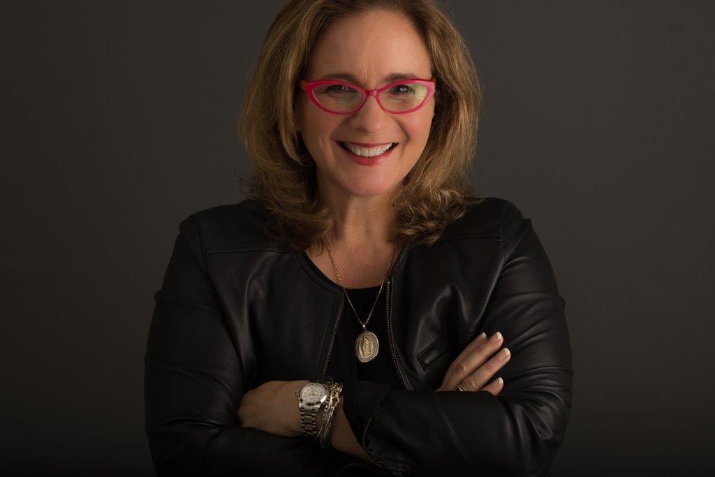 Donna Wiederkehr, CMO of Dentsu Aegis Network